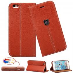 Etui IPhone 6 Plus/6S Plus Elegance Gorilla Tech - Différent coloris