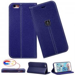 Etui Samsung Galaxy S5 Elegance Gorilla Tech - Différent coloris