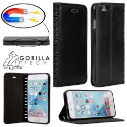 Etui Samsung Galaxy S7 Wallet Style - Gorilla Tech - Différent coloris