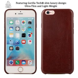 Coque Samsung Galaxy S7 Edge Beauty Leather - Gorilla Tech - Différent coloris