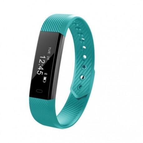 Bracelet fitness fitness connecté Fity HR - Différents coloris