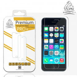 Verre trempé Premium IPhone 5C - Gorilla Tech