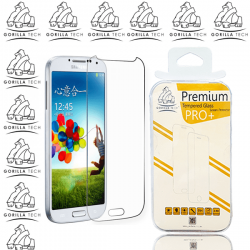 Verre trempé Premium Samsung Galaxy S4 - Gorilla Tech