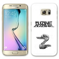 Coque souple Samsung Galaxy S6 EDGE plus l'uZine