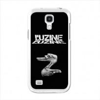 Coque souple Samsung Galaxy S4 mini l'uZine